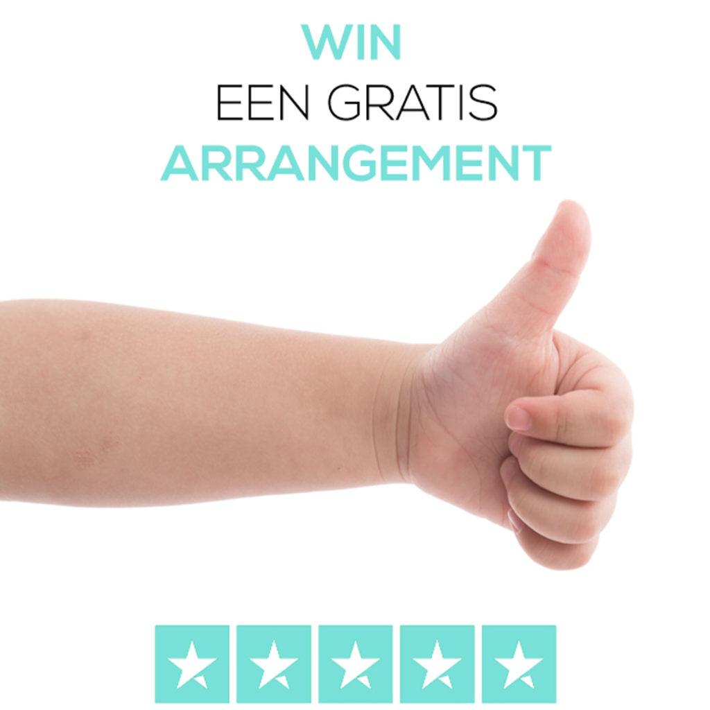 WIN een gratis arrangement De Baby Spa